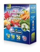 Sypké organominerálne hnojivo Rokosan 1kg univerzálne