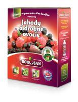 Sypké organominerálne hnojivo Rokosan 1kg na jahody