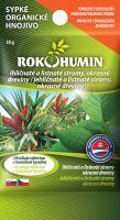 Sypké organické hnojivo Rokohumín 50g na ihličnany